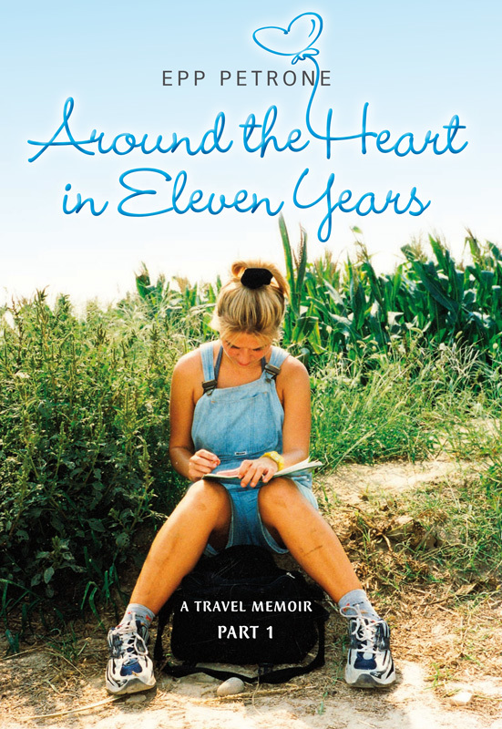 обложка книги Around the heart in eleven years