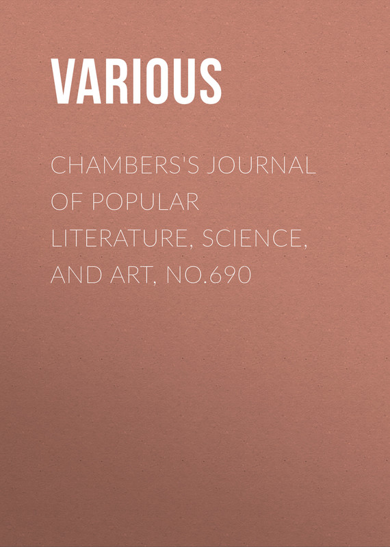 обложка книги Chambers's Journal of Popular Literature, Science, and Art, No.690