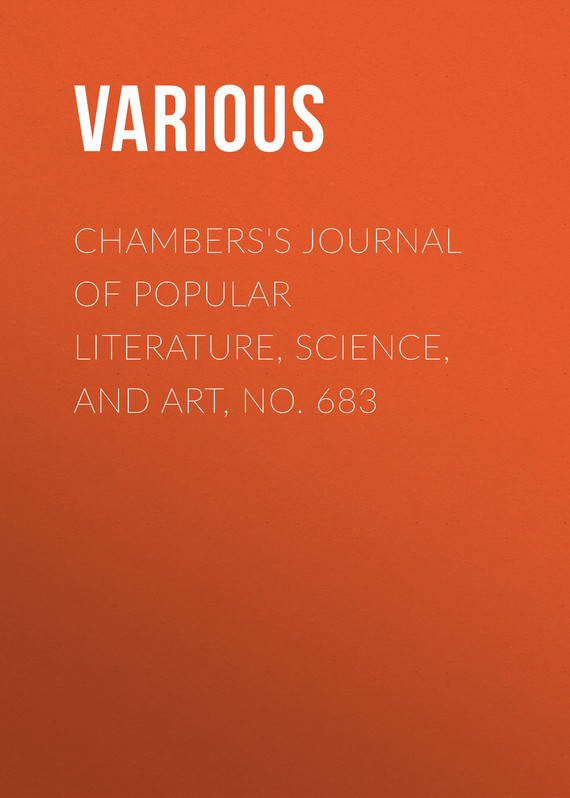 обложка книги Chambers's Journal of Popular Literature, Science, and Art, No. 683