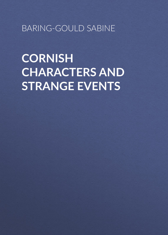 обложка книги Cornish Characters and Strange Events