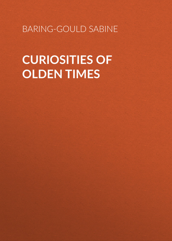 обложка книги Curiosities of Olden Times