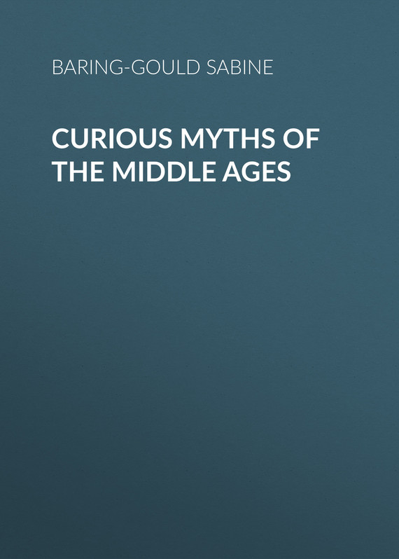 обложка книги Curious Myths of the Middle Ages