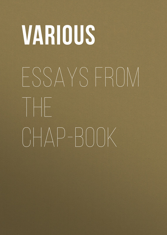 обложка книги Essays from the Chap-Book