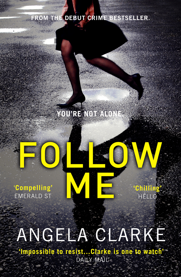 обложка книги Follow Me: The bestselling crime novel terrifying everyone this year