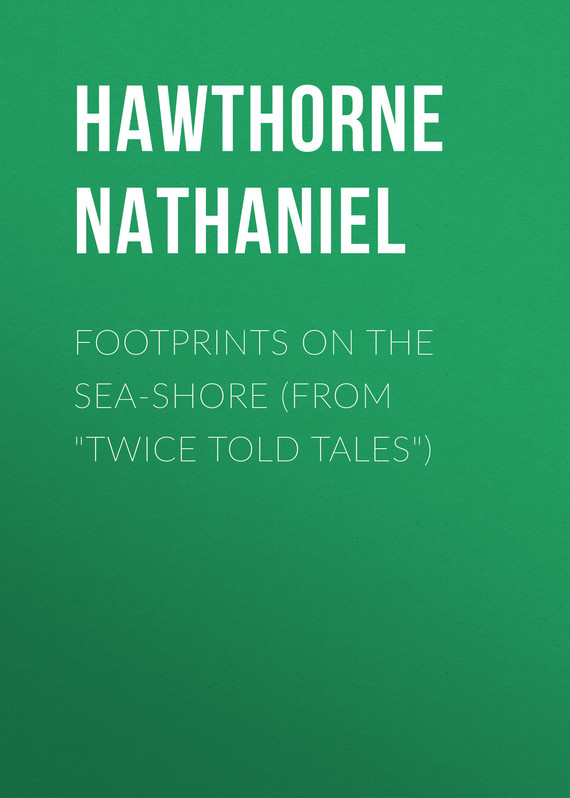 обложка книги Footprints on the Sea-Shore (From