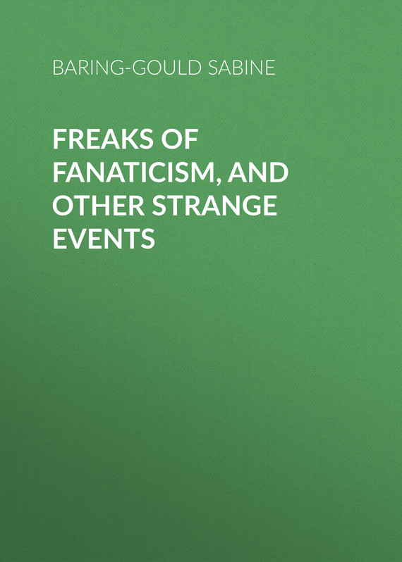 обложка книги Freaks of Fanaticism, and Other Strange Events