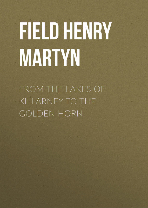 обложка книги From the Lakes of Killarney to the Golden Horn