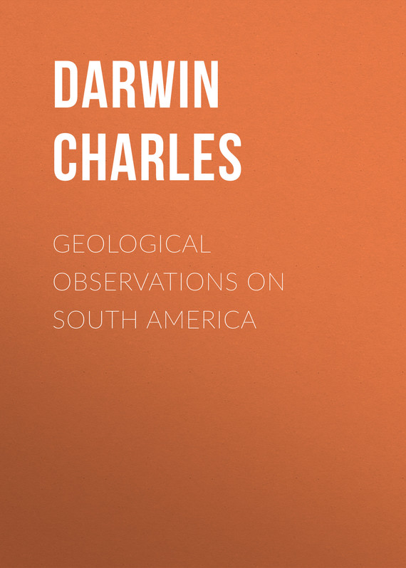 обложка книги Geological Observations on South America