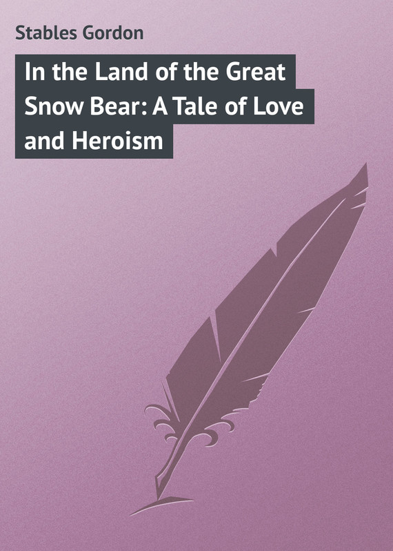 обложка книги In the Land of the Great Snow Bear: A Tale of Love and Heroism