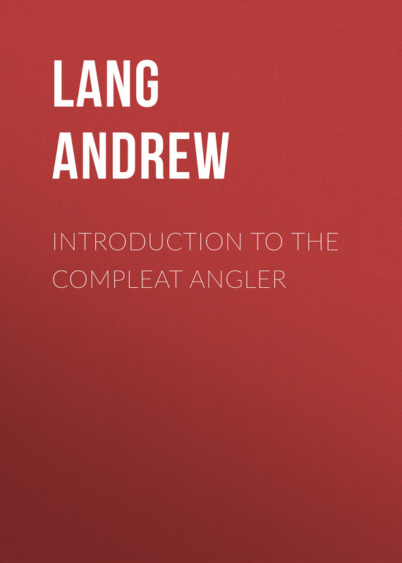 обложка книги Introduction to the Compleat Angler
