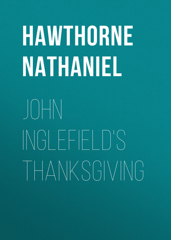 обложка книги John Inglefield's Thanksgiving