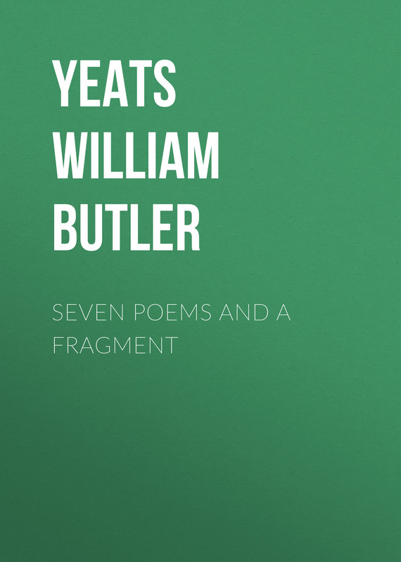 обложка книги Seven Poems and a Fragment