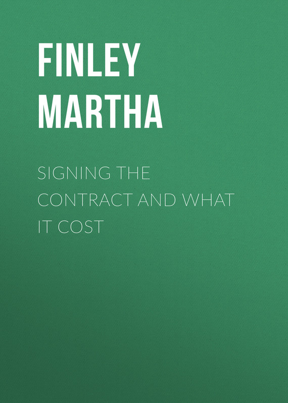 обложка книги Signing the Contract and What it Cost