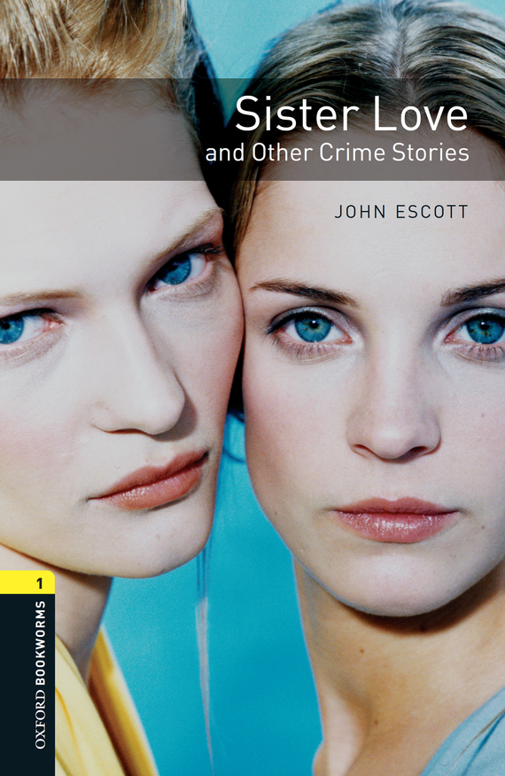 обложка книги Sister Love and Other Crime Stories