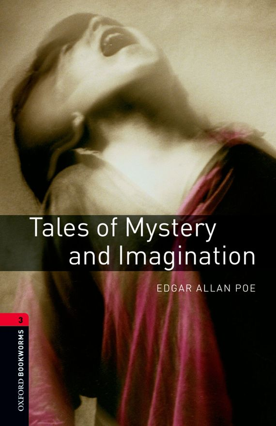 обложка книги Tales of Mystery and Imagination