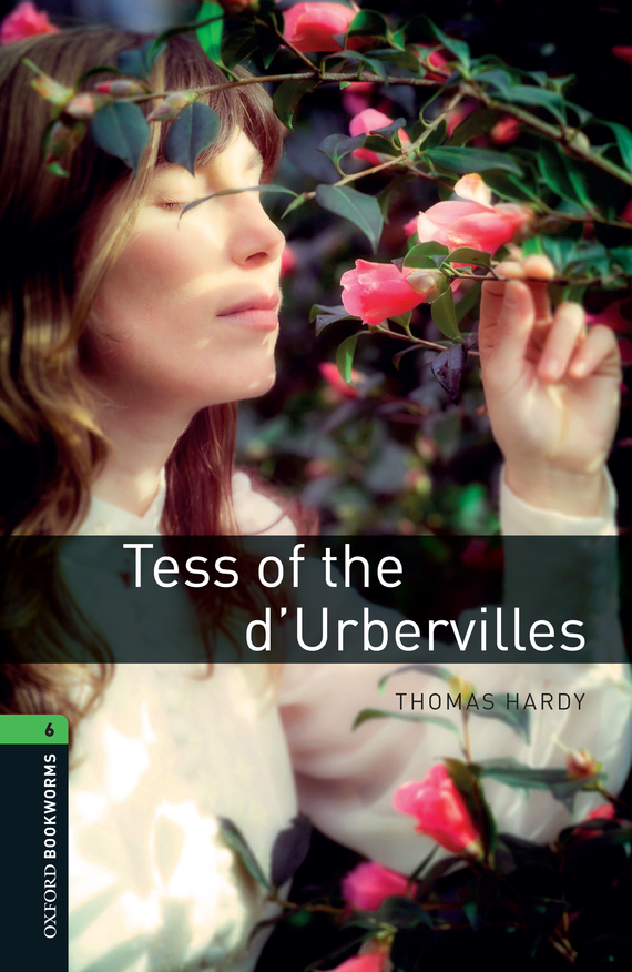 обложка книги Tess of the d'Urbervilles