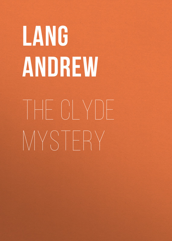 обложка книги The Clyde Mystery