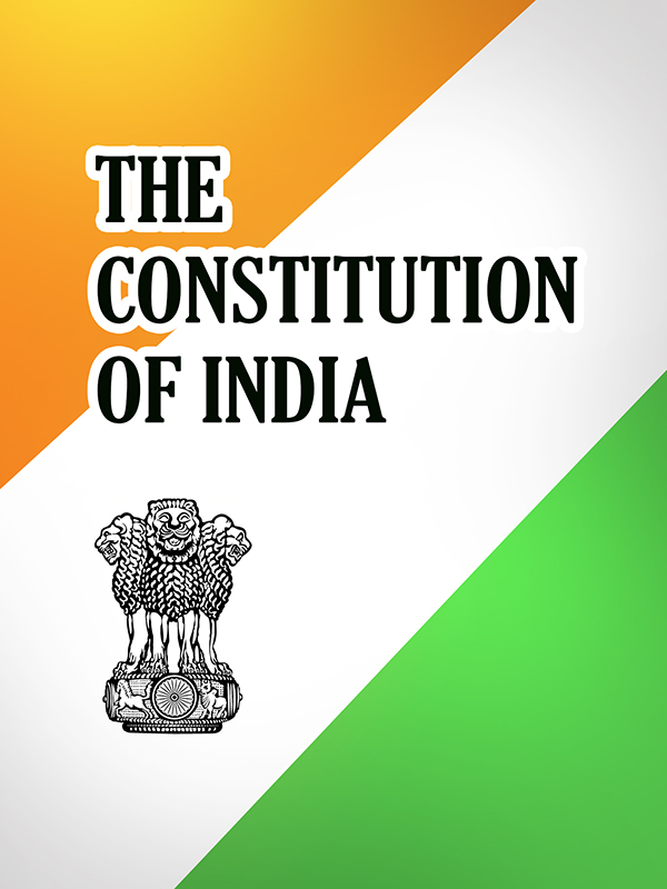 читать книгу THE CONSTITUTION OF INDIA автора India