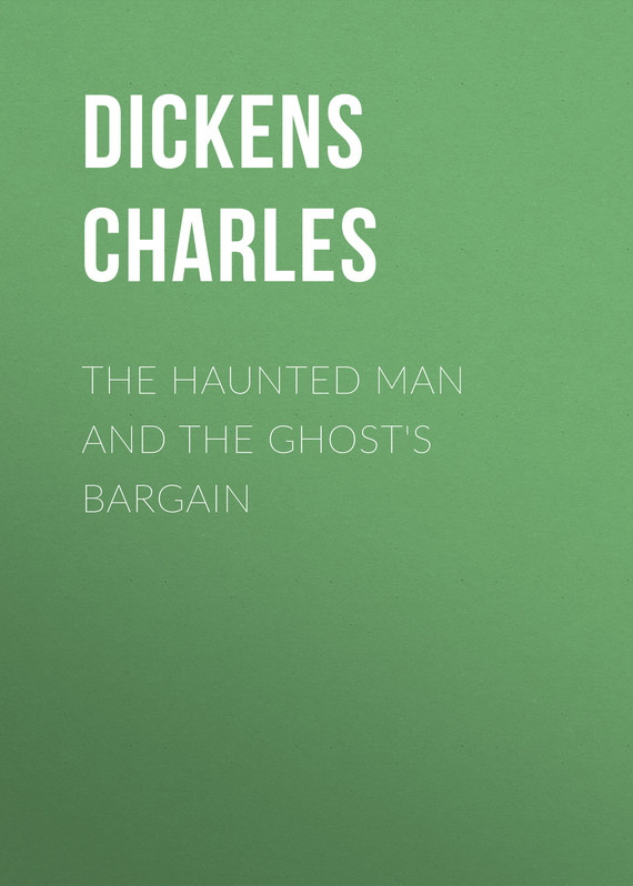 обложка книги The Haunted Man and the Ghost's Bargain
