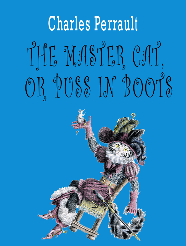 обложка книги The master cat, or puss in boots