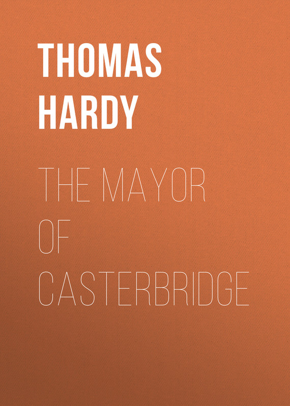 обложка книги The Mayor of Casterbridge