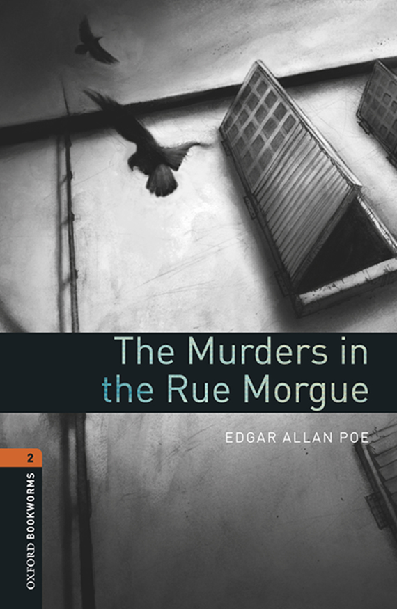 обложка книги The Murders in the Rue Morgue