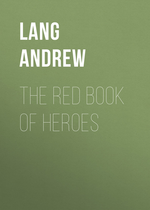 обложка книги The Red Book of Heroes