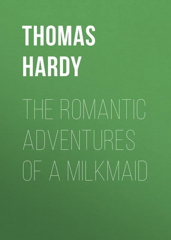 обложка книги The Romantic Adventures of a Milkmaid