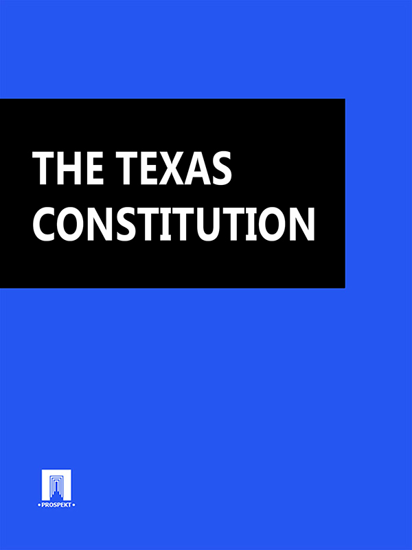 читать книгу THE TEXAS CONSTITUTION автора Texas