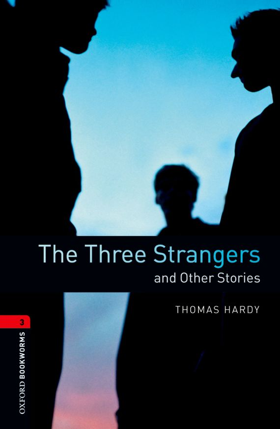обложка книги The Three Strangers and Other Stories