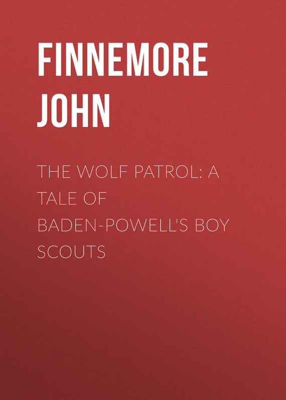 обложка книги The Wolf Patrol: A Tale of Baden-Powell's Boy Scouts