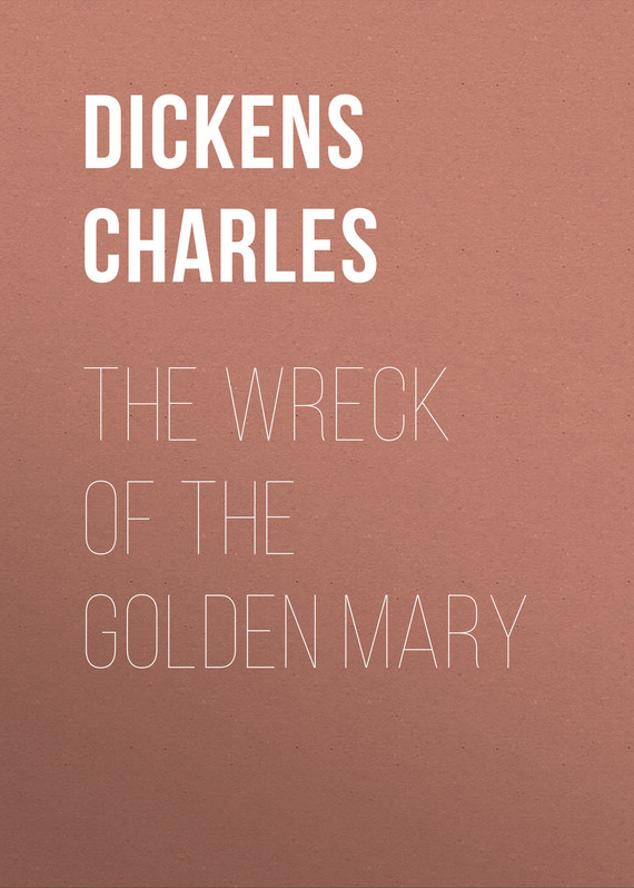 обложка книги The Wreck of the Golden Mary