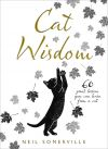 обложка книги Cat Wisdom: 60 great lessons you can learn from a cat