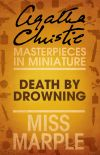 обложка книги Death by Drowning: A Miss Marple Short Story