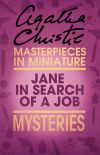 обложка книги Jane in Search of a Job: An Agatha Christie Short Story