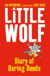 обложка книги Little Wolf's Diary of Daring Deeds
