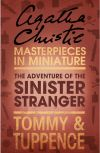 обложка книги The Adventure of the Sinister Stranger: An Agatha Christie Short Story