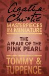 обложка книги The Affair of the Pink Pearl: An Agatha Christie Short Story