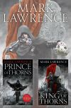 обложка книги The Broken Empire Series Books 1 and 2: Prince of Thorns, King of Thorns