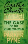 обложка книги The Case of the Rich Woman: An Agatha Christie Short Story