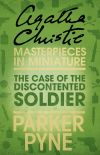 обложка книги The Case of the Discontented Soldier: An Agatha Christie Short Story