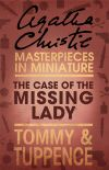 обложка книги The Case of the Missing Lady: An Agatha Christie Short Story