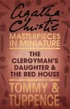 обложка книги The Clergyman's Daughter/Red House: An Agatha Christie Short Story