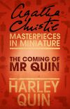 обложка книги The Coming of Mr Quin: An Agatha Christie Short Story