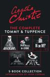 обложка книги The Complete Tommy and Tuppence 5-Book Collection