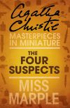 обложка книги The Four Suspects: A Miss Marple Short Story