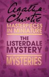 обложка книги The Listerdale Mystery: An Agatha Christie Short Story