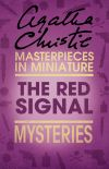 обложка книги The Red Signal: An Agatha Christie Short Story