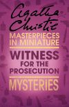 обложка книги The Witness for the Prosecution: An Agatha Christie Short Story