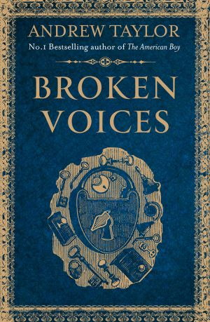книга Broken Voices (A Novella) автора Andrew Taylor